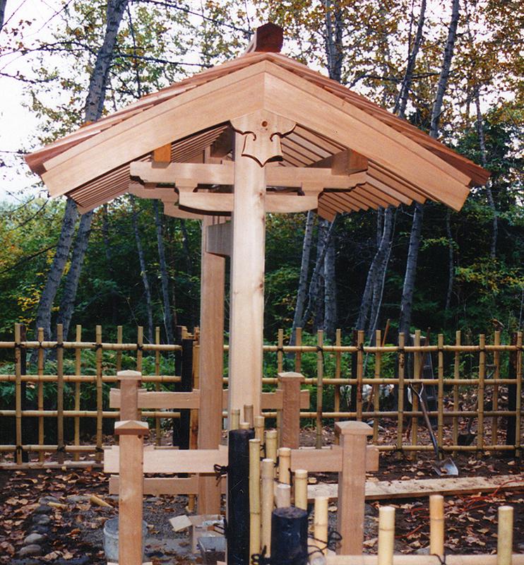Japanese Garden Gate japanese gates, entrance gates, garden gates,