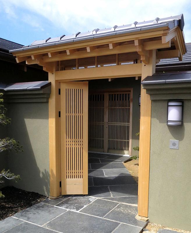 Japanese Gates, Entrance Gates, Garden Gates