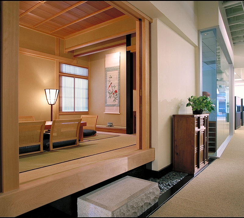 Japanese Room Japanese Style Interior Silicon Valley Ca