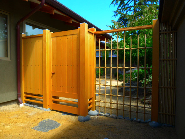 Japanese Gates, Entrance Gates, Garden Gates,