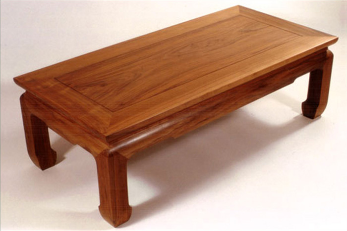 Japanese Fine Furniture Tansu Tea Table